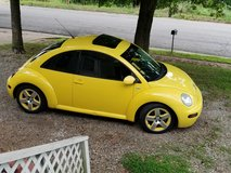 2002 Volkswagen beetle turbo. limited edition in Glendale Heights, Illinois