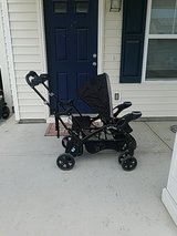 Sit n Stand Double Stroller in Fort Riley, Kansas