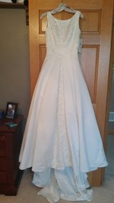 Wedding Dress - never worn or altered in Tinley Park, Illinois