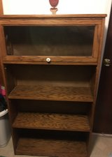 Amish barrister bookcase in Bolingbrook, Illinois