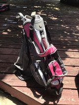 Kids Golf Clubs and Bag in Kingwood, Texas