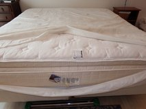 King Size Serta Marquesa Pillow Top Bed in Ramstein, Germany