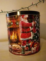 Christmas tin in Fort Knox, Kentucky