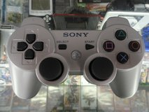Sony Ps3 Wireless Controller (Silver) in Camp Lejeune, North Carolina