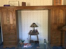 Bedroom Cabinet Wall Unit in Travis AFB, California