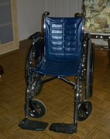 Wheel chair in Glendale Heights, Illinois