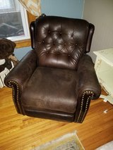 Electric recliner in Oswego, Illinois