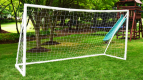 Soccer goals for training in Glendale Heights, Illinois