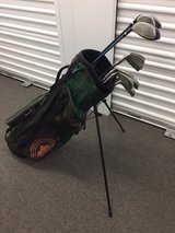 Golf clubs in The Woodlands, Texas