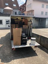 LOCAL MOVING AND TRANSPORT, FMO PICK UP AND DELIVERY in Ramstein, Germany