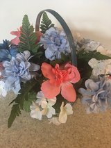 silk flower arrangement in Oswego, Illinois