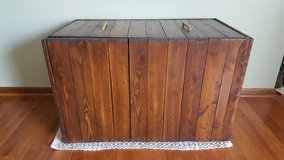 Wooden Trunk/Crate in Elgin, Illinois