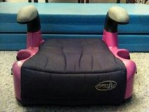 Evenflo No-Back Big Kid AMP Booster Seat in Yucca Valley, California