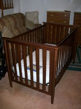 DELTA BABY CRIB (COMPLETE) in Hampton, Virginia