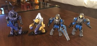 4 Halo Figures in Bolingbrook, Illinois
