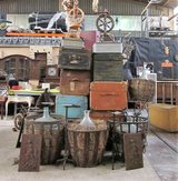 INDOOR FLEA MARKET in Waldmohr Saturday 21 July Furniture and Deco and 220v Items. & Etc.. in Ramstein, Germany