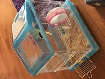 Free hamster cage in Okinawa, Japan
