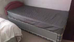 Single bed and mattress in Lakenheath, UK