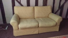 Two seater couch in Lakenheath, UK