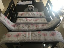 4 piece crib bumper set in Fort Hood, Texas