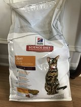 Science diet cat food in Chicago, Illinois