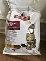 Science diet cat food - optimal care in Chicago, Illinois