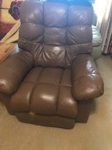 Brown recliner in St. Charles, Illinois