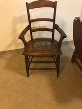 Nice old chair in Plainfield, Illinois