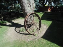 METAL WAGON WHEELS in Orland Park, Illinois