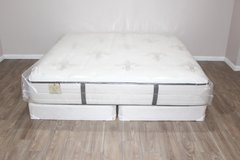 King Stearns and Foster Lily Rose Luxury plush Mattress in Spring, Texas