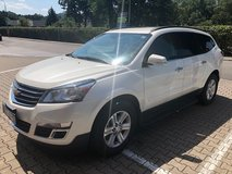 2014 Chevrolet Traverse Leather Low Miles seats 7 WARRANTY in Stuttgart, GE