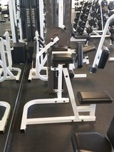 Gym Biceps Curl weights machine in Camp Pendleton, California