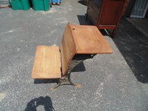 ANTIQUE SCHOOL DESK in Orland Park, Illinois