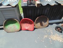 METAL TRACTOR SEATS in Orland Park, Illinois