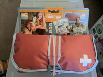 Pet and owner First Aid kit in Fairfield, California