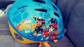 Paw patrol bike helmet size small in Fort Lewis, Washington