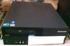 Lenovo ThinkCentre desktop Core 2 Duo, 4 GB RAM, 500 GB HDD, Win10 64-bit in Fort Lewis, Washington