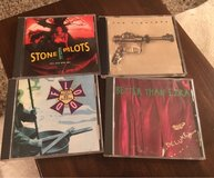 Four CDs in Bolingbrook, Illinois