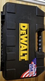 DeWalt Hard Case for Compact Drill in Fort Irwin, California