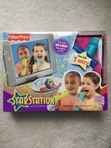 Fisher Price Star Station Microphone in Joliet, Illinois