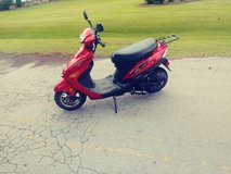 THIS MOPED COMES WITH A PARTS MOPED AS WELL in Camp Lejeune, North Carolina