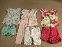 2T girl outfits in Okinawa, Japan