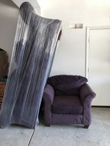 Couch and Chair Set in Camp Pendleton, California