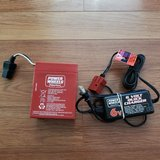 Power Wheels 6V Battery and Charger in Lockport, Illinois