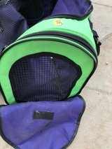 cat/dog carrier in Yucca Valley, California