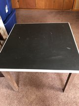 Kids chalk board table in Glendale Heights, Illinois