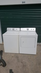 maytag centennial washer&dryer( free delivery) credit card accepted in Camp Lejeune, North Carolina