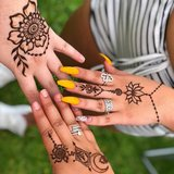 Henna tattoos for summer & get together in Cleveland, Texas