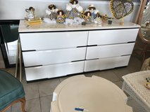 Large white dresser in Glendale Heights, Illinois