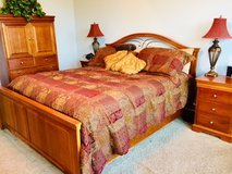 6 Piece Master Bedroom Furniture in Kingwood, Texas